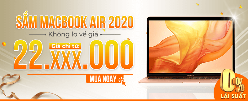 MacBook Air Ưu Đãi Hot