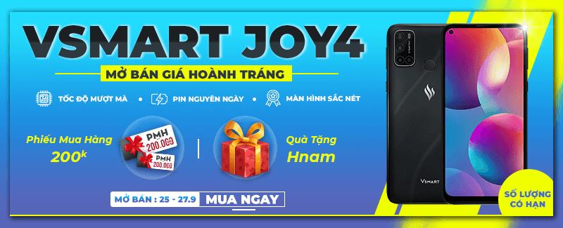 Mở Bán Vsmart Joy4 Giá Hoành Tráng