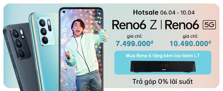 OPPO Reno6 Series
