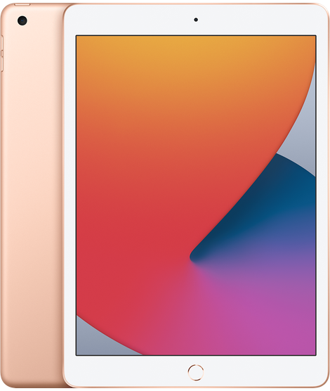 Apple iPad Gen 8 Wifi 10.2 inch 32GB 2020 - Gold