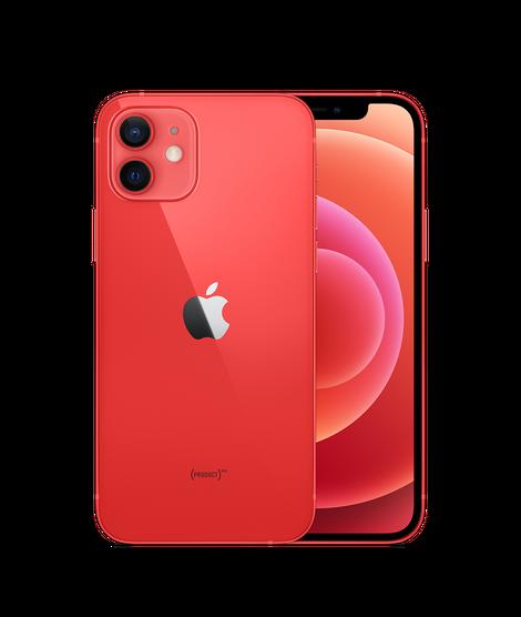 Apple iPhone 12 1 Sim 64GB - Red 1