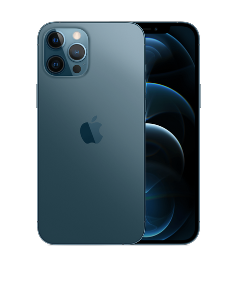 Apple iPhone 12 Pro Max 2 sim 512GB - Blue 1