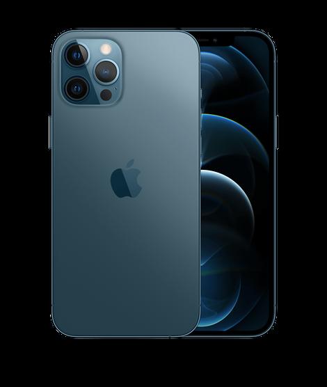 Apple iPhone 12 Pro Max 1 sim 256GB - Blue 1