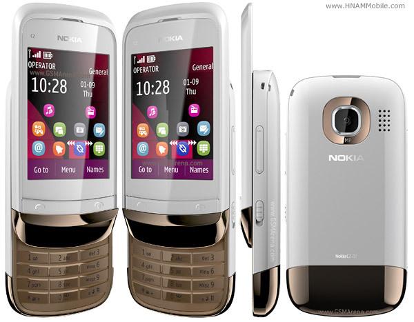 NOKIA C2-02 1