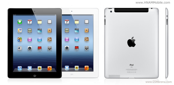 APPLE new iPad 3 WiFi + 4G 16Gb 1