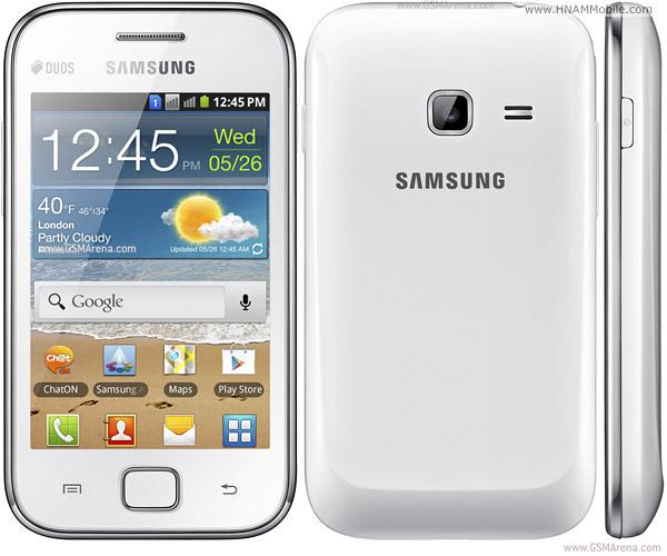 SAMSUNG S6802 Galaxy Ace Duos (2 Sim) (cty) 0