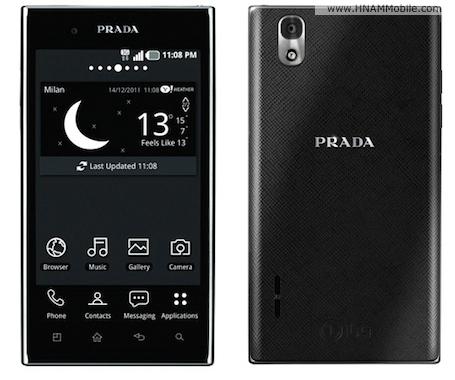 LG P940 Prada 3.0 8Gb 0