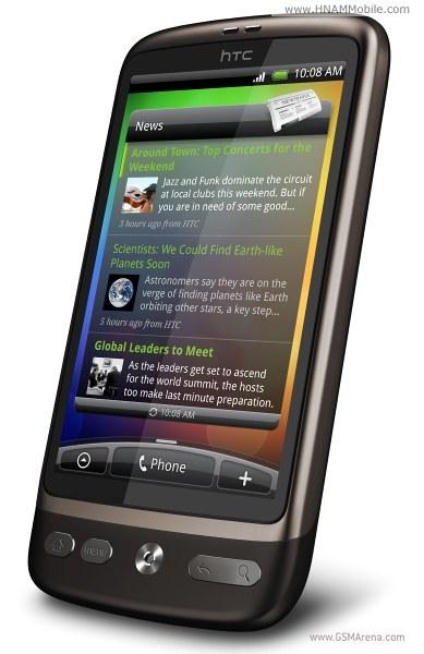 HTC Desire 1