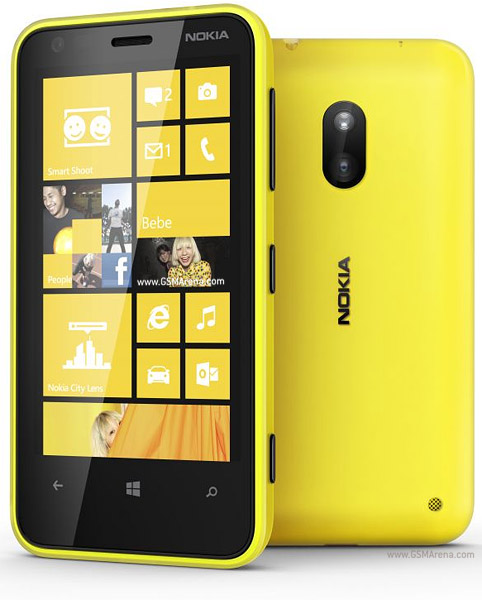 NOKIA Lumia 620 8GB 0