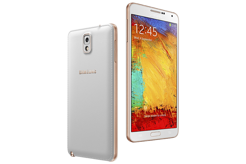 SAMSUNG Galaxy Note 3 Gold N900 32Gb 0
