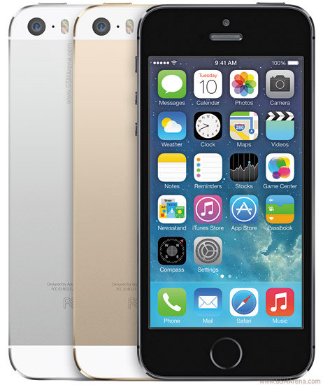 iPhone 5S Silver/Grey 32Gb (TH/LL) (chưa active) 0