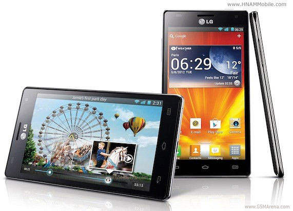 LG P880 Optimus 4X HD 0