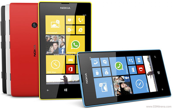 NOKIA Lumia 520 8Gb 2