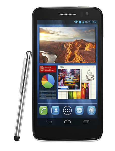 Alcatel One Touch Scribe HD (OT8008D) 0