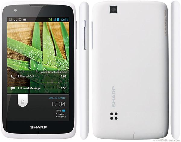 SHARP SH530U (2 Sim) 0