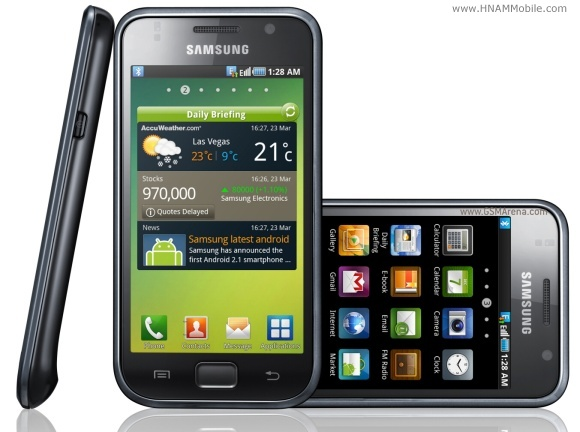 SAMSUNG i9000 Galaxy S 16Gb 0