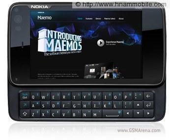 NOKIA N900 32Gb 3