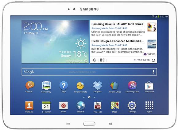 SAMSUNG Galaxy Tab 3 10.1 P5200 cũ 0