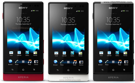 SONY Xperia Sola 8Gb (MT27i) 1