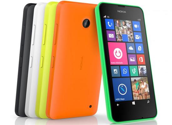 NOKIA Lumia 630 8Gb cũ 0