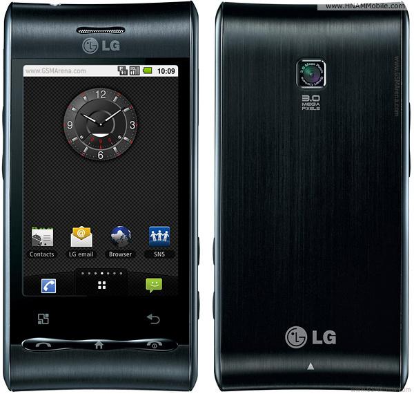 LG GT540 Optimus 0