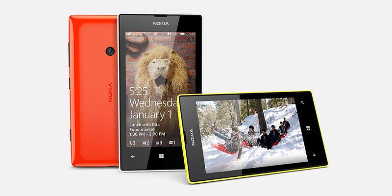 Nokia Lumia 525 0