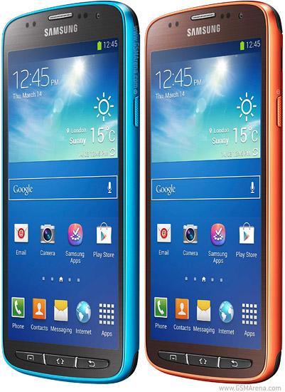 SAMSUNG Galaxy S4 Active i9295 16Gb 1