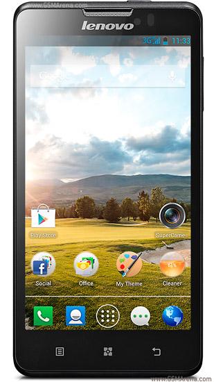 LENOVO P780 4Gb (2 Sim) 0