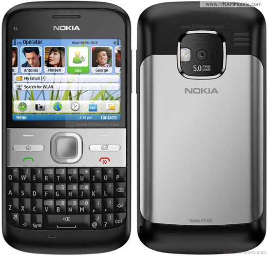NOKIA E5 0