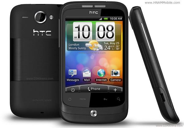 HTC Wildfire 0