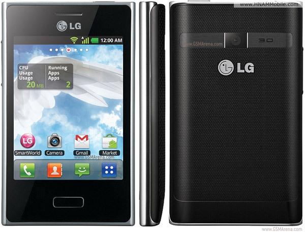 LG Optimus L3 E400 (cty) 0