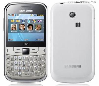 SAMSUNG S3353 Chat Wifi (cty) 0