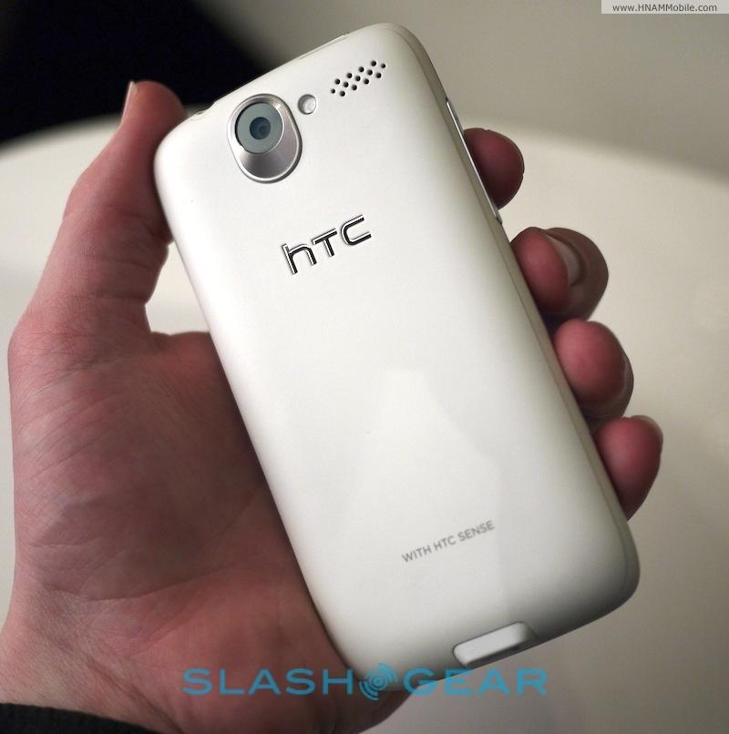 HTC Desire White 1