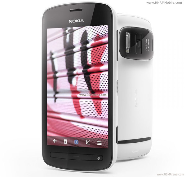 NOKIA 808 PureView 16Gb 0