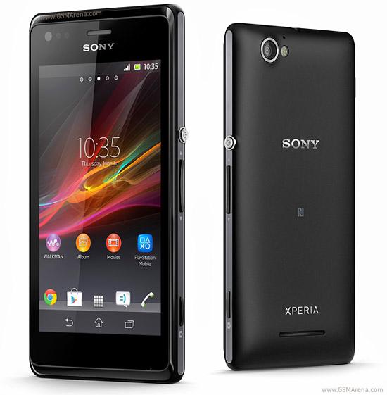 Sony Xperia M Dual 0