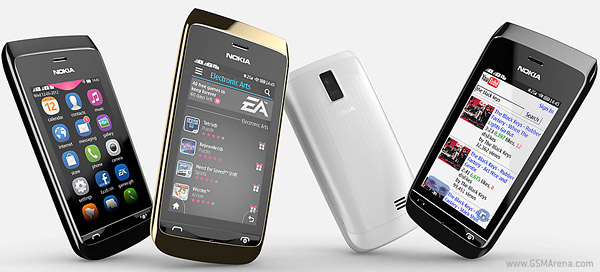 Nokia Asha 310 99,9% 1