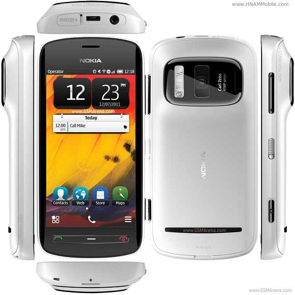 NOKIA 808 PureView 16Gb 2