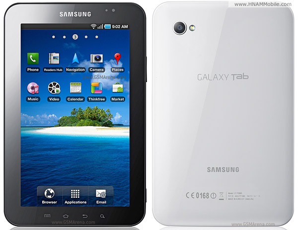 SAMSUNG P1000 Galaxy Tab 16Gb FULL 0