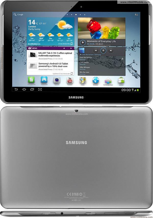 SAMSUNG P5100 Galaxy Tab 2 10.1 3G (cty) 0