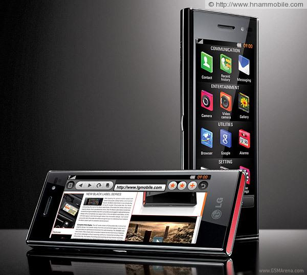 LG BL40 New Chocolate 0