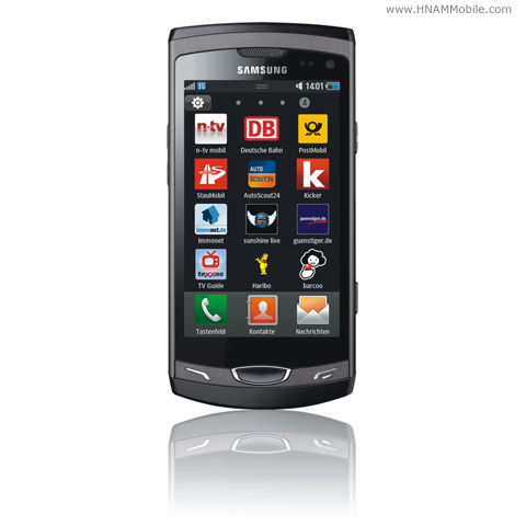 SAMSUNG S8530 Wave II (cty) 1