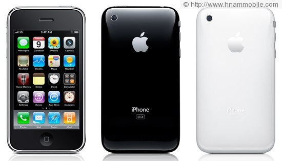 iPhone 3GS 16Gb White Global