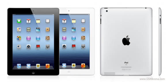 APPLE New iPad 4 Wi-Fi 16Gb 0