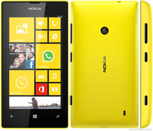 NOKIA Lumia 520 8Gb 1