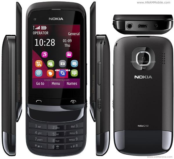 NOKIA C2-02 0