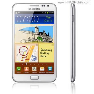 SAMSUNG N7000 Galaxy Note 16Gb (cty) 0