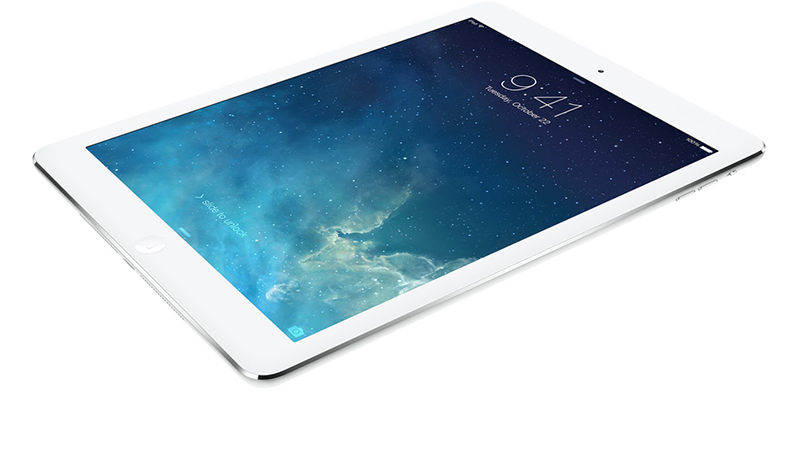 APPLE iPad Air Cellular Silver 16Gb 0