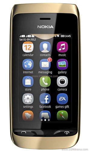 Nokia Asha 310 99,9% 0