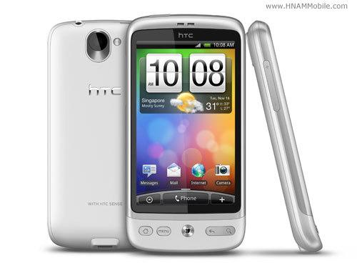 HTC Desire White 0