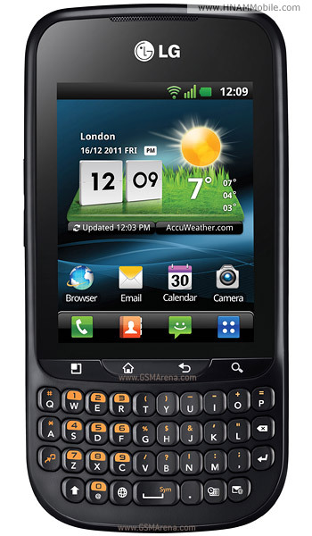 LG C660 Optimus Pro (cty) 0